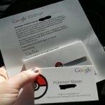 マジ?Googleがエイプリルフールネタのクリア者に対してポケモンマスターの認定証を送付!