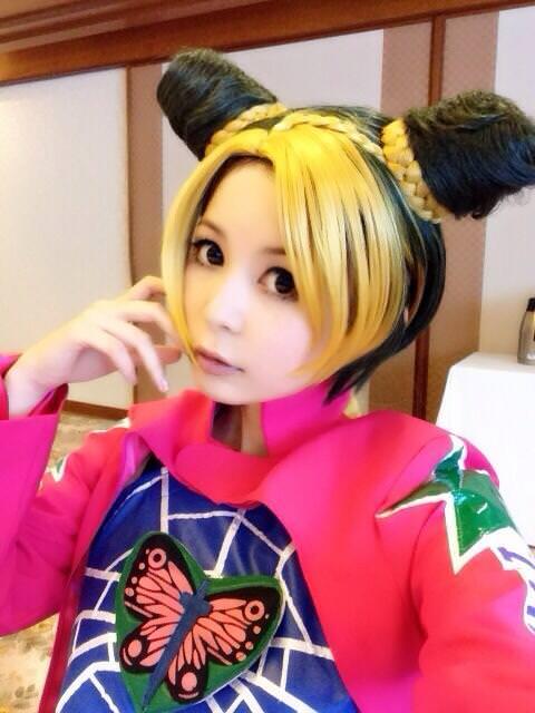 Twitter nakagawasyoko jojo 10