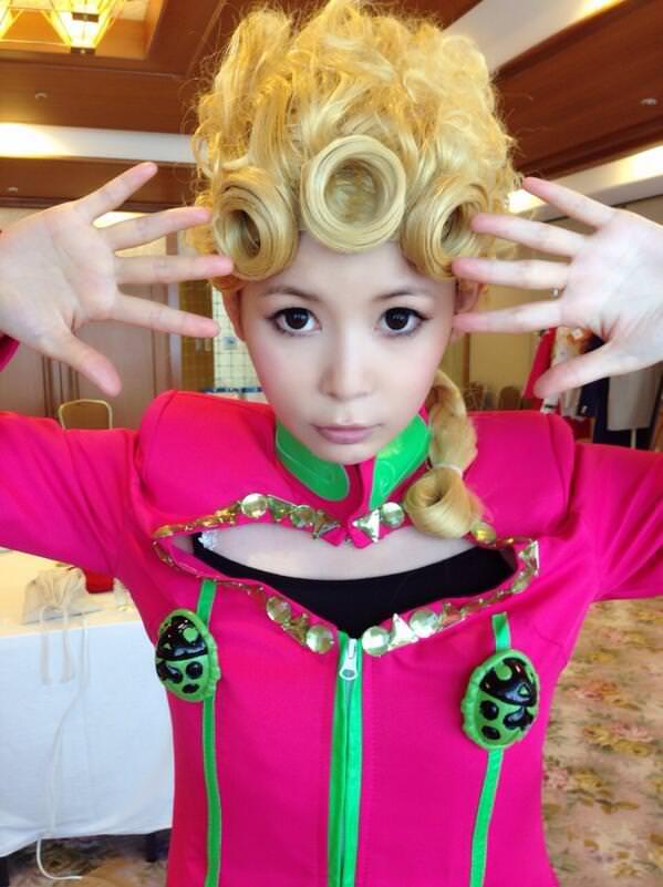 Twitter nakagawasyoko jojo 3