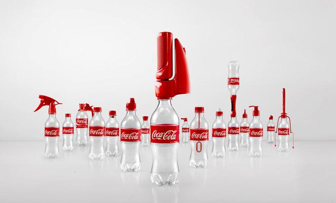 Youtube coca cola used bottle cap 1