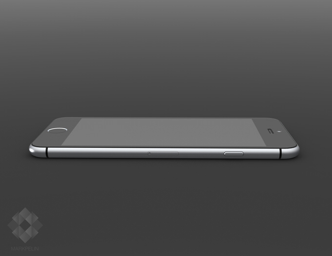 3mp iphone6 render right view