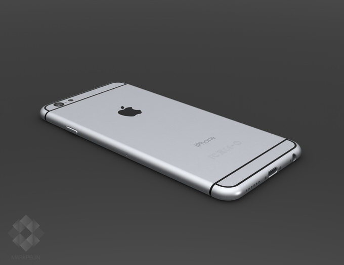 7mp iphone6 render back