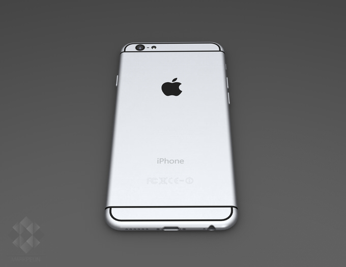 8mp iphone6 render back2
