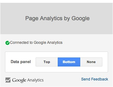 Chromeextention page analytics 2