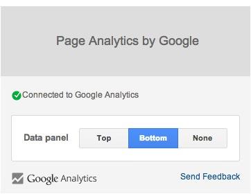 Chromeextention page analytics 2