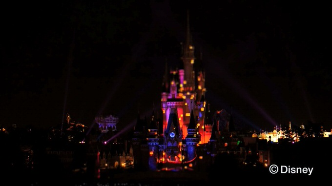 Disney 110second