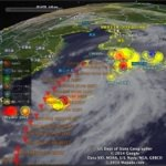 要チェック!台風8号をリアルタイムに観測できるWebサービスが公開!