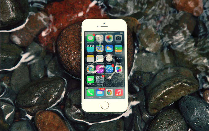 Iphone waterproofing impervious 1