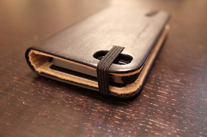 Iphoneaccessory moleskine case 8