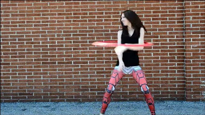 Pro hula hoop