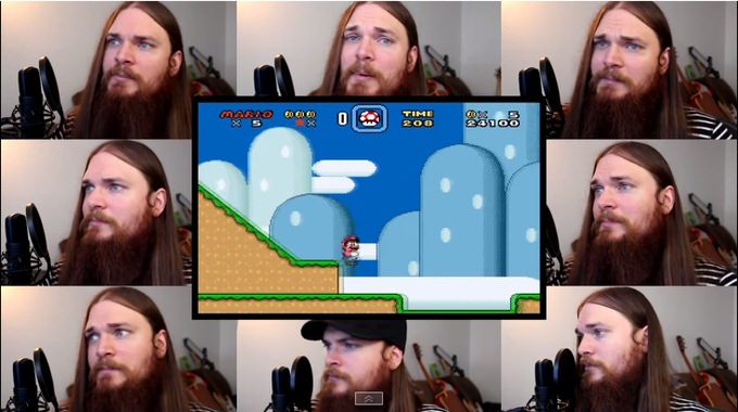 Youtube supermarioworld