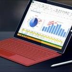 Surface Pro 3とMacBook Airを比較して挑発的にバカにするテレビCM動画が公開