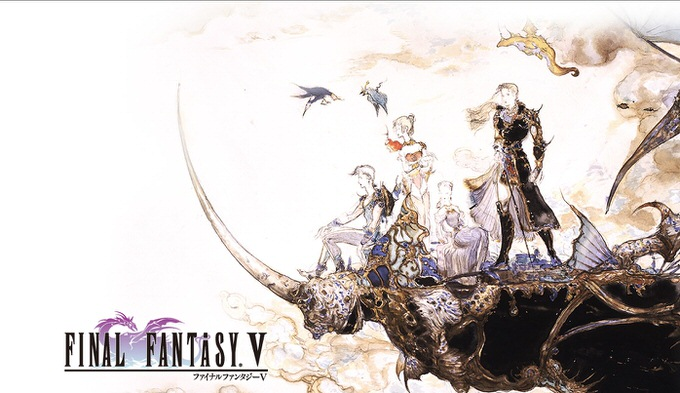 Finalfantasy5 sale