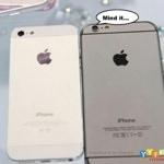 iPhone 6とiPhone 5sを比較した画像が公開