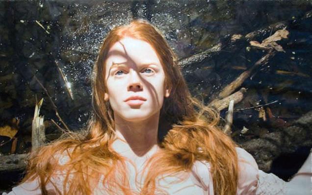 Incredible oil paintings 2