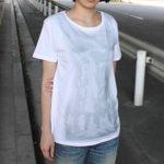 ブラが透ける「透けブラ」がTシャツに!濡れたシャツにスクール水着が透けた「濡れ透けスクール水着Tシャツ」も登場