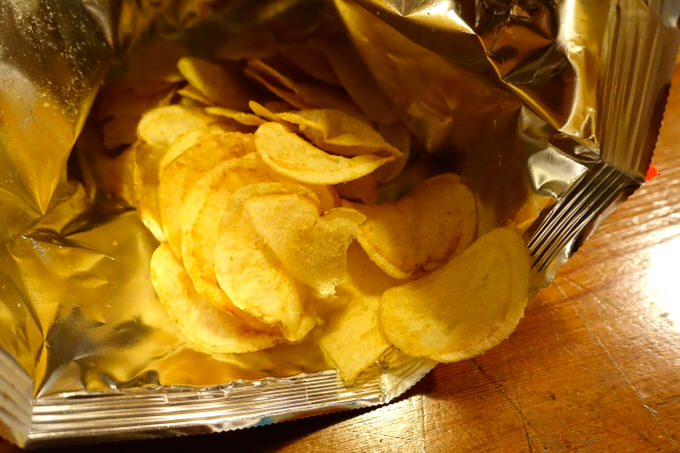Weipa crisps review 2