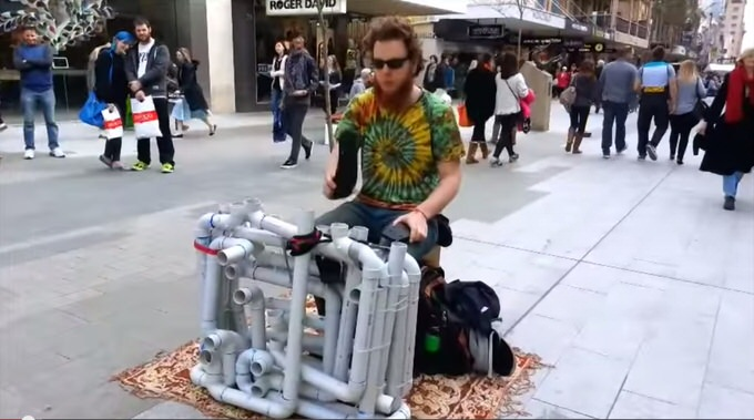 Youtube pipe guy