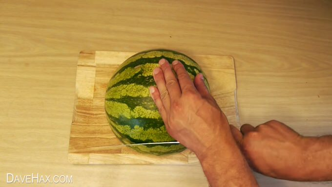 Youtube watermelon cut 3