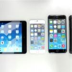 iPhone 6/6 Plusの大きさを比較!PlusはNintendo 3DS LLとほぼ一緒!
