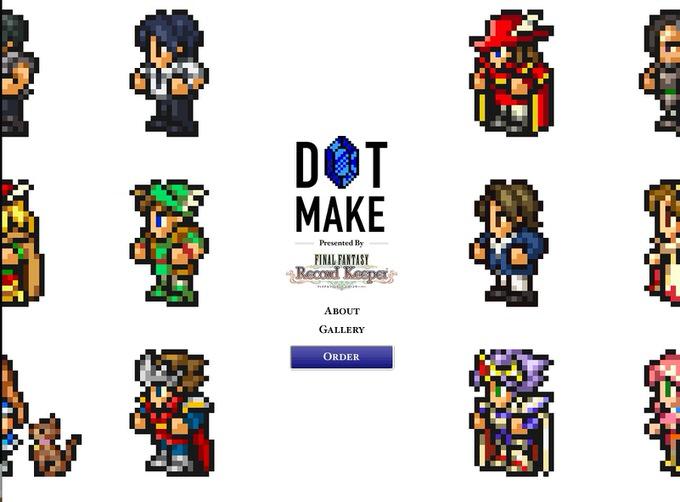 Dot make presented 1