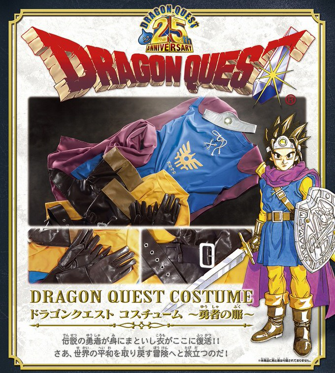 Dragonquestv costume 3