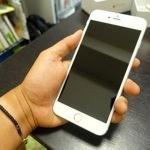 iPhone 6/6 Plusを開封!5sで利用していたSoftBankのSIMはそのまま使えてます