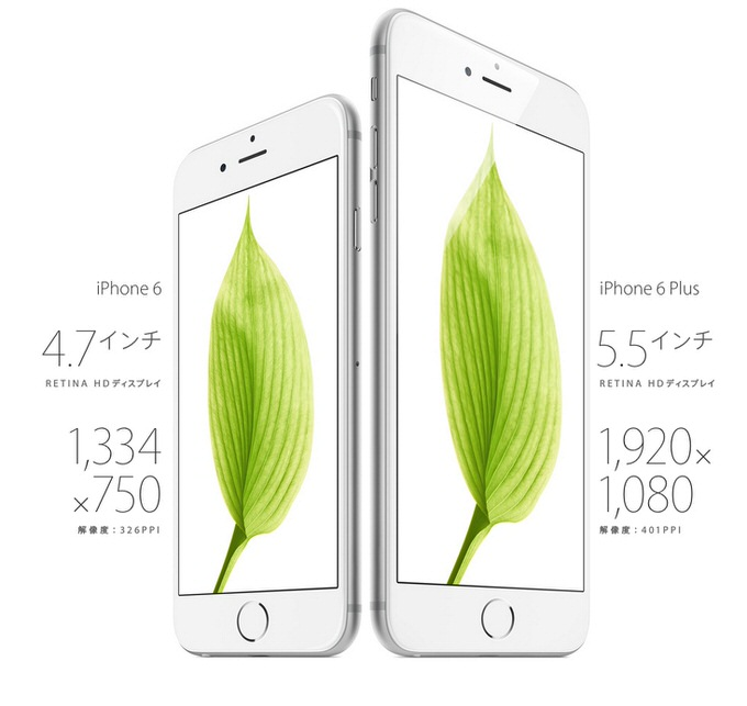 Iphone6 iphone6plus comparison 3