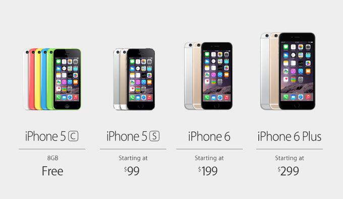 Iphone6 release daate 3