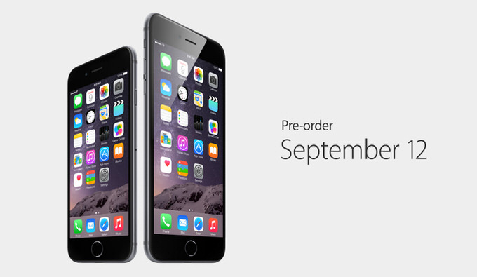 Iphone6 release daate 5