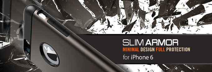 Iphone 6 slim armor