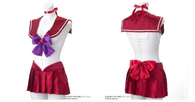Sailormoon peachjohn 10