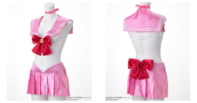Sailormoon peachjohn 7