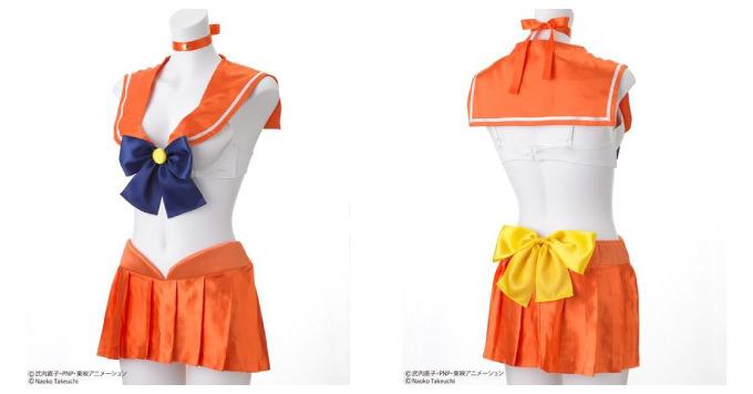 Sailormoon peachjohn 9