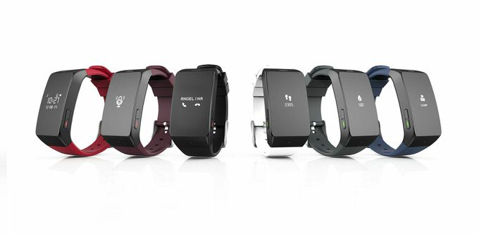 Smartwatch mykronoz and cogito 2