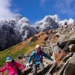御嶽山が噴火!登山者が山の状況をTwitterやYouTubeに現地の状況を投稿し話題