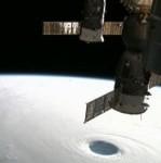 凄い!国際宇宙ステーションが捉えた台風19号が凄すぎて言葉も出ない