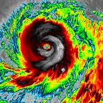 【注意】台風19号「2014年に地球で発生した最も強力な台風」