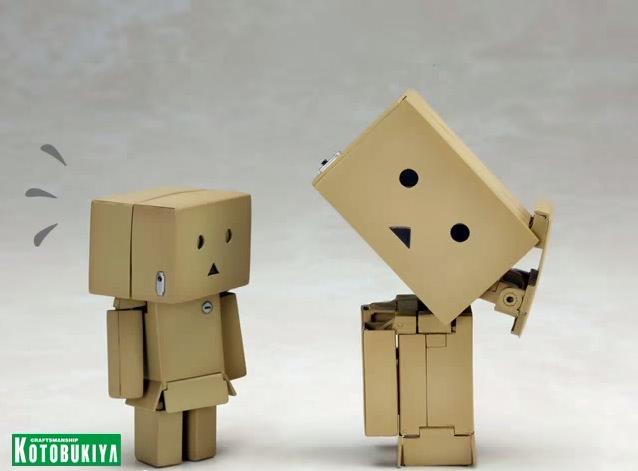 Danbo action figure 2
