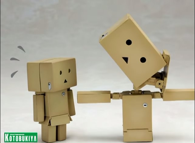 Danbo action figure 3