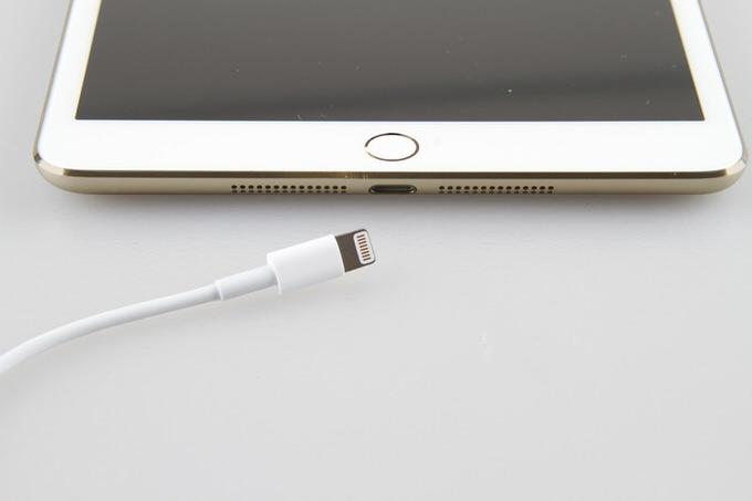 Gold ipad mini 2 1
