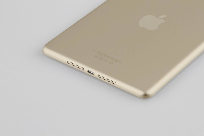 Gold ipad mini 2 2
