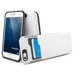 【レビュー】iPhone 6/6 Plusでカードが入る衝撃にも強いケース「Spigen スリムアーマーCS」