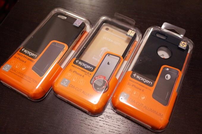 Iphoneaccessory iphone6 spigen neohybrid 1