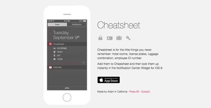 Iphoneapp cheatsheet 1