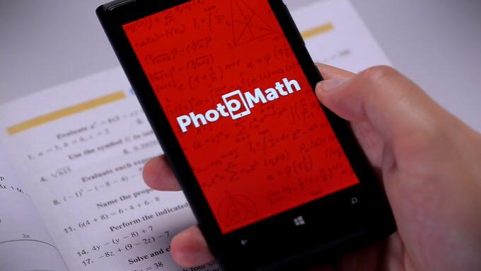 Iphoneapp photomath 1