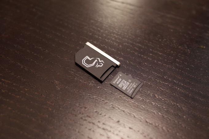 Macaccessory minidrive 3