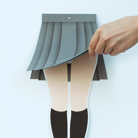 Skirt calendar 6