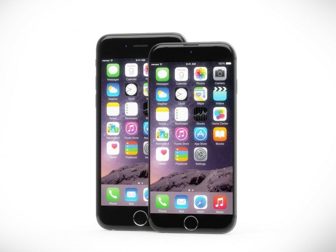 By making the top and bottom bezel of the iphone smaller and introducing an edge to edge display apple could theoretically preserve the 47 inch screen size of the iphone 6 but still reduce the overall size of the phone