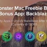 約26000円分のMacアプリが無料!「The Monster Mac Freebie Bundle」が開催中
